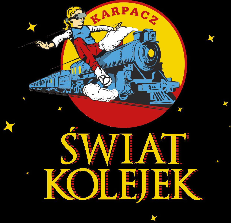 Świat Kolejek Karpacz Logo